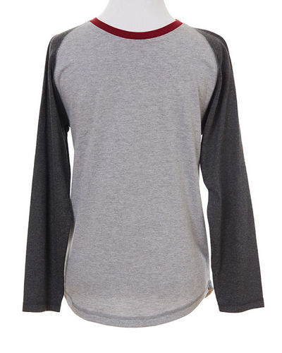 Jaylen Raglan Long-Sleeve Tee  sizes 4-7