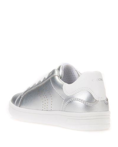 Jr Rock Metallic Low-Top Sneakers, Toddler/Kids